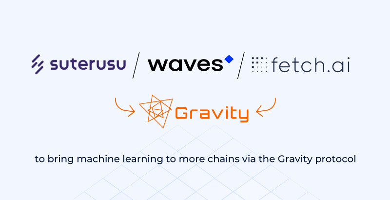Parceria Fetch.ai Suterusu e Gravity