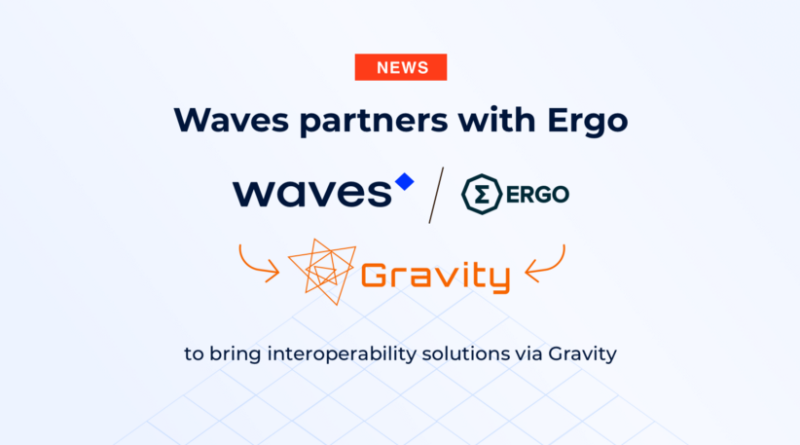 blockchain Ergo Waves