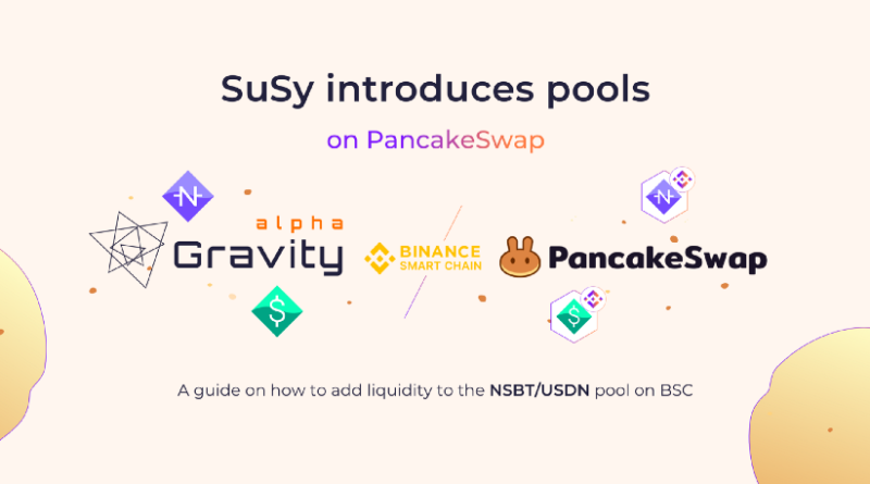 Binance PancakeSwap
