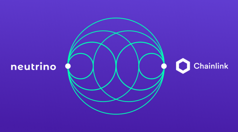Chainlink Neutrino Waves