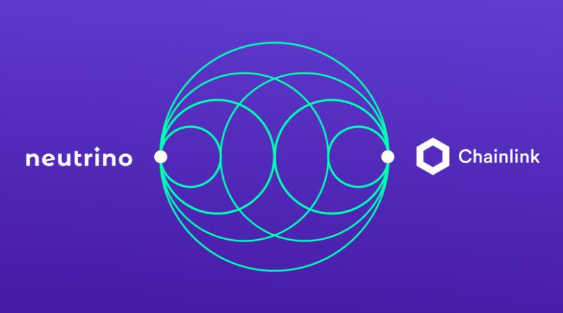 Chainlink Neutrino Waves