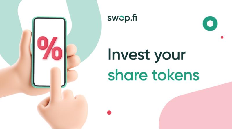 share tokens swop.fi