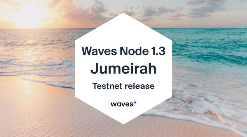 Waves 1.3 Jumeirah